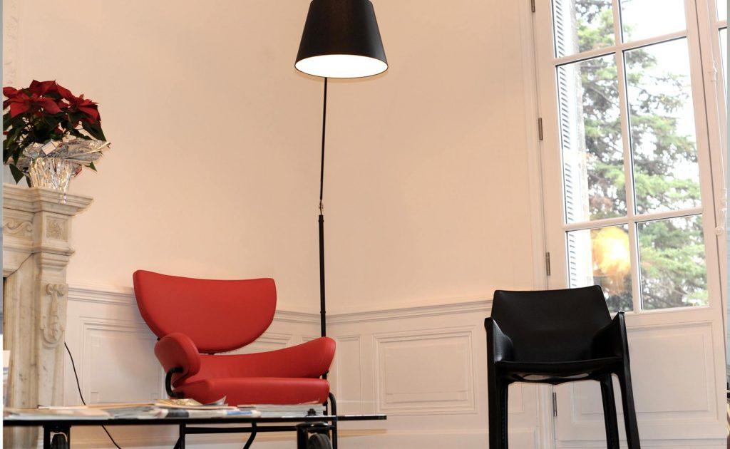 Salle de soins du cabinet dentaire Richard Garrel a Avignon dans le Vaucluse. Implant dentaire et pose d'implants dentaires