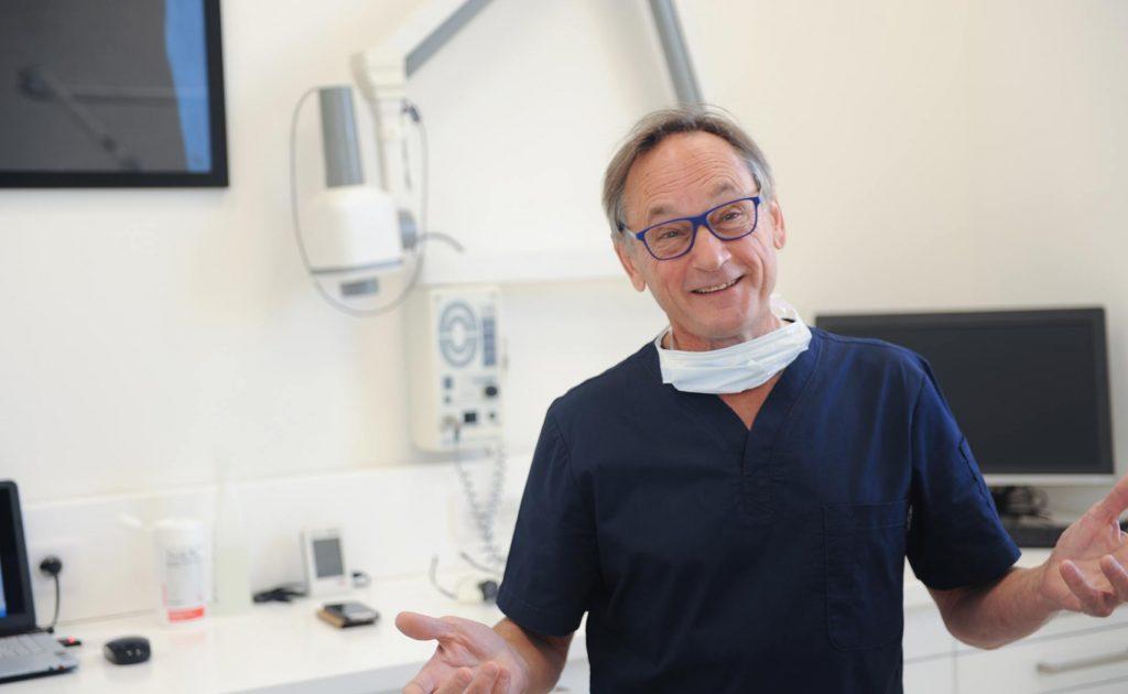 jean peres Salle de soins du cabinet basée à Avignon dans le Vaucluse. Implants dentaires et pose d'implants dentaires